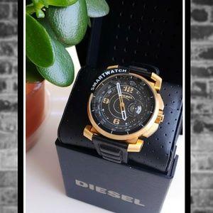 NWT Men's DIESEL In Time Hybrid Smart Watch